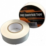 PVC Electrical BS3924 White 20m PACK OF 8