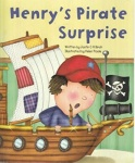 Picture Flats - Henry's Pirate Surprise