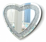 HEART DIAMANTE MIRROR-2 ASST