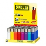Clipper Mini Lighters Solid Colours