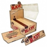 Raw King Size Slim 50's Organic Hemp
