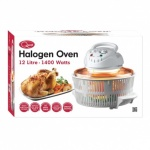 Quest 12L Halogen Oven - White (43890)