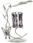 Butterfly Candle Holder M