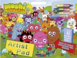 Moshi Monsters Artist Pad